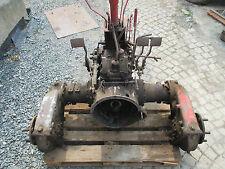 Traktor RS09 GT124 T157 Molli Getriebe gt 124 rs 09 Hydraulik pumpe getriebe