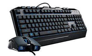 Cooler Master Devastator 3 Plus Wired USB Membrane Gaming Keyboard and Mouse
