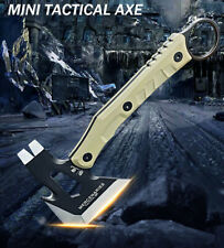 New Mini Tactical Tomahawk Downrange Portable Axe Camping Outdorrs Multifunction