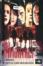 Gli Immortali (1994) VHS Universal Video -  Michael Biehn  Joanna Pacula