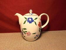 Johnson Brothers China Country Craft Pattern Coffee Pot