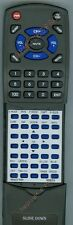 Replacement Remote for MEMOREX MLT3221, 845042GF1XABH, ELCP0321