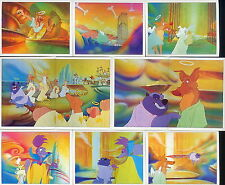 ALL DOGS GO TO HEAVEN 2 1996 BAIO COMPLETE ALBUM STICKER SET OF 144 + 24