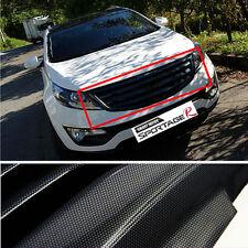 [KSPEED] (Fits: KIA 10+ Sportage R) Luxury carbon skin tuning grille
