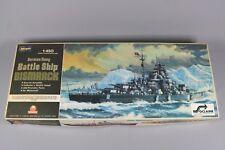 ZF043 Hasegawa Hales 1/450 maquette Z003 : 2000 A-7 german navy battle bismarck