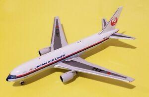 Aeroclassics 1:400 JAL Japan Air Lines 767-200 Delivery Colors JA8233