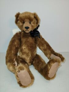 Signed & #22 of 100 Mac Pohlen Mac Animals Meenie Mo Collection Bear 1992