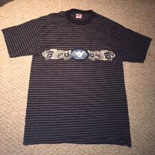 VTG Hang Loose Hawaii Surf Striped Ringer T Shirt 1990s Mens Large