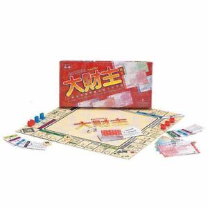 Interactive Family Board Games SAIDINA Chinese Traveller Set [ SPM GAMES 147 ]