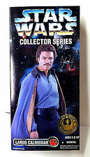 "Star Wars Lando Calrissian Deluxe 12 Inch Action Figure New 1996 12"" Kenner"