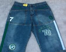 BROOKLYN XPRESS Jean Pants For Men W42 X L32. TAG NO. 19f