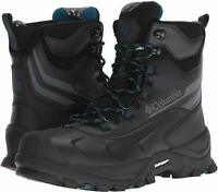 Columbia Men's Bugaboot Plus IV Winter Boot, Omni-Heat, Black, Size 11.0 O2mO
