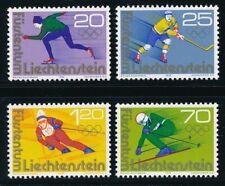 Liechtenstein - Innsbruck Olympic Games MNH Set (1976)