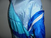 vintage 80s Weste Nylon Jacke oldschool Sportjacke sports jacket 80er Jahre XL