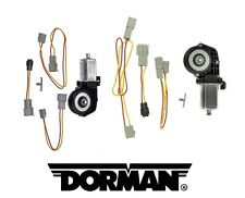 For Ford Mustang 1994-2004 Pair of Front/Rear Window Lift Motors Dorman Set