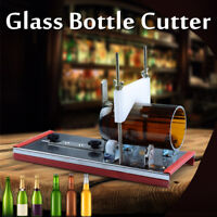 Bottle Cutter Glass Beer Wine Jar Accurate Machine DIY Recycle Cutting Tool