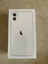 BRAND NEW SEALED iPhone 11 128GB A2221 White UNLOCKED 1 YEAR APPLE WARRANTY