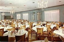 Interior View, Mitchell's Restaurant, Hotel, & Fishing Piers, Greenport L.I. NY