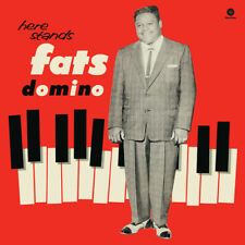 Fats Domino HERE STANDS FATS 180g +MP3s LIMITED Remastered WAXTIME New Vinyl LP