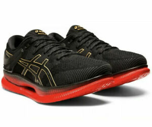 Asics MetaRide 'Black Classic Red' Shoes Women's    1012A130-001
