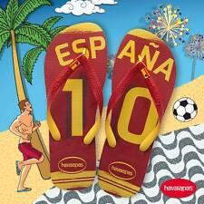 CHANCLAS HAVAIANAS ESPAÑA FUTBOL EUR 41/42