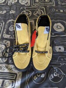 VANS SK8 Hi A Tribe Called Quest Bonita Applebum Shoes Mens 6.5