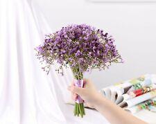 Handmade Babysbreath Brooch Wedding Bridal Bouquet Bride/Bridesmaid Hand Flower