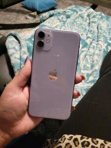 Apple iPhone 11 64GB Purple Sprint T-Mobile  - Clean IMEI