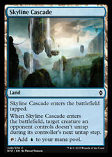 x4 Skyline Cascade MTG Battle For Zendikar C M/NM, English