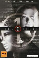 The X Files : Season 1 : Part 2 - (3-Disc Set) - NEW DVD - Region 4