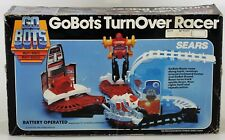 Vintage 1985 ILLCO TOY GoBots Battery Operated TURN-OVER RACER **RARE**
