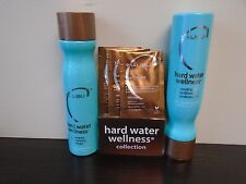 Malibu Hard Water Wellness Treatment Kit~9oz Shampoo~9oz Conditioner~Fresh
