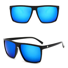 NEW Mens Women Sunglasses Vintage SPORTS Driving Eyewear Cycling Goggles UV400