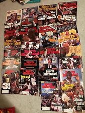 Sports Illustrated Michael Jordan Bull Lot Of 26