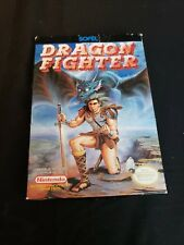 Dragon Fighter Box Only Nes Nintendo