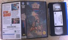 VHS - NATIONAL LAMPOON'S EUROPEAN VACATION di Amy Heckerling [WARNER - SCUDI]