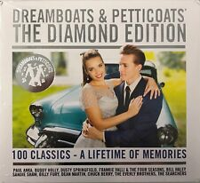 Various - Dreamboats and Petticoats  The Diamond Edition [4xCD] New Sealed