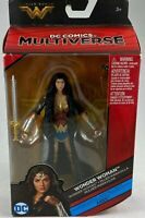 WONDER WOMAN MOVIE ACTION FIGURE GAL GADOT DC COMIES MULTIVERSE ARES BAF NEW