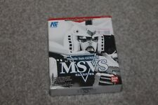 WonderSwan Game - Gundam MSVS - Boxed NTSC-J / JAP - NEW - SEALED