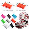 Chic Paresseux Lacet Magnétique Chaussure Sneaker Boucles Fermeture sans Chaud