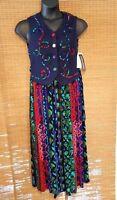 Jessica Howard Womens Dress Size 8 Maxi NWT Sleeveless