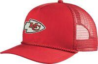 Kansas City Chiefs Embroidered  Trucker Hat Cap Snapback