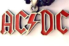 AC/DC HEAVY METAL ROCK PENDANT MENS BOYS GIRLS NECKLACE  BP082