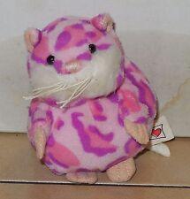 """Ganz Webkinz Mazin' Hamsters 4"""" Pixie Soft Plush Animal"""