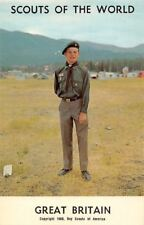 Boys Scouts of the World: Great Britain (1968 Boy Scouts of America) Uniform