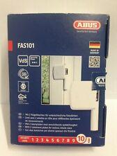 ABUS Scharnierseiten-Sicherung FAS101, weiß, 244902