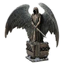 """Guardian Angel"" By La Williams Statue Sculpture"