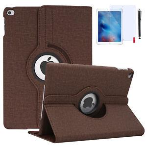 "iPad 4th Generation case (also 2nd/3rd) 9.7"" 360 Rotating Auto Wake/Sleep"