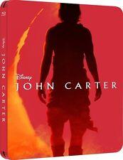 John Carter 3D/2D (Blu-ray 3D/2D, SteelBook Zavvi) RegionFREE