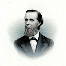 GEORGE PHOEBUS SOMERSET CO MARYLAND 1880s Portrait Steel Engraving Art Print
